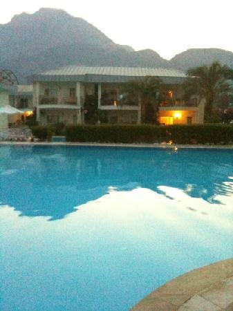 Queen Elizabeth Elite Suite Hotel & Spa : hotel villa