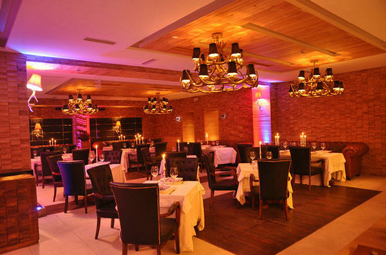Vito Fine Dining Italian Restaurant Main Hall