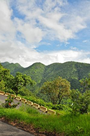Obudu Mountain Resort: Ubudu Mountains