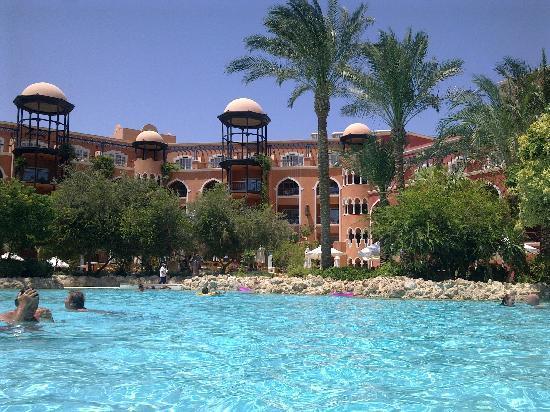 The Grand Resort Hurghada: вид на бассейн