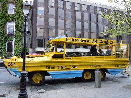 Viking Splash Tours: Our Boat
