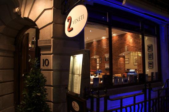 Veneti london marylebone restaurant reviews phone