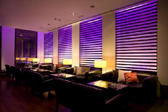 Hotel Molina Lario: Cafetería