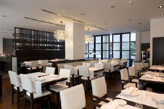 Hotel Molina Lario: Restaurante