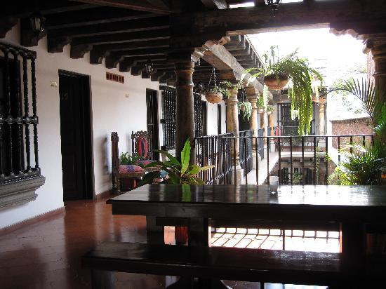 Entre Volcanes: Hotel dal 3° piano