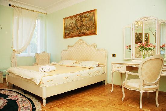 Luxury Kiev Apartments : Aphrodite Apartment