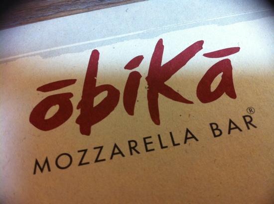 Obica Mozzarella Bar - Parlamento: Roma mozzarella bar