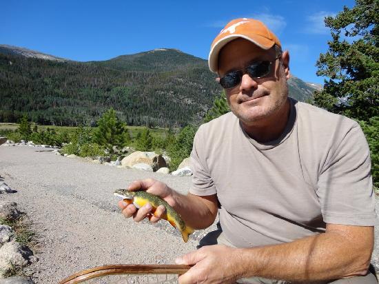 Kirks Flyshop & Mountain Adventures: Brook Trout