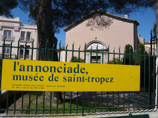 Musee de I'Annonciade (Musee St-Tropez)