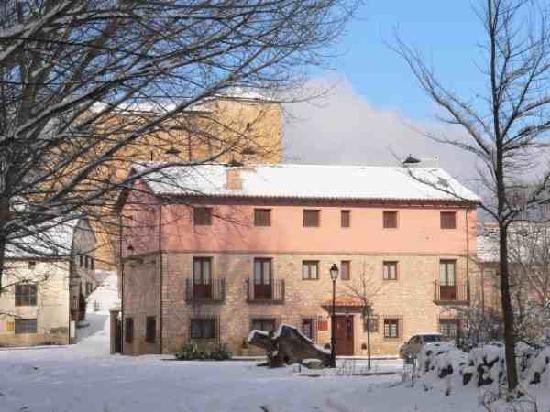 Castilnuevo, Espagne : invierno