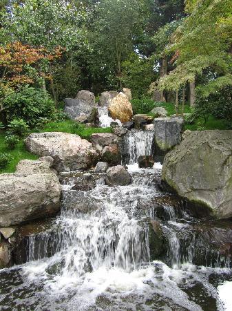 Holland Park Adventure Playground Kyoto Garden