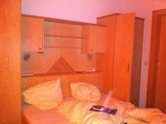 Apart Garni Gannerhof: confort room con bagno privato