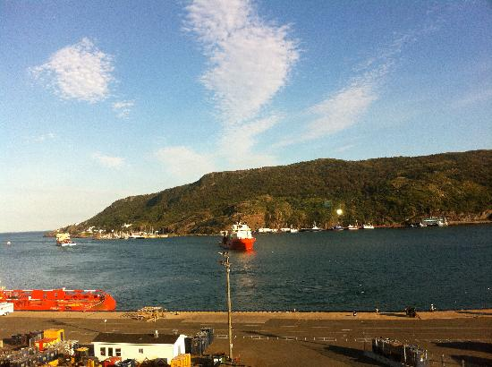 Quality Hotel Harbourview: View of St. John's Harbour