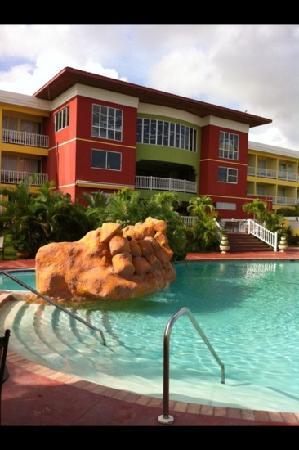 Hotel Punta Maracayo: yacusi