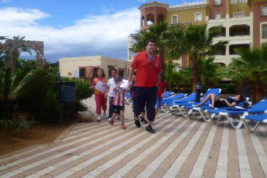 Playacanela Hotel : el miniclud