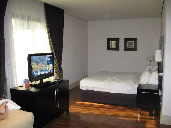 Sheraton Tirana Hotel: Junior suite...