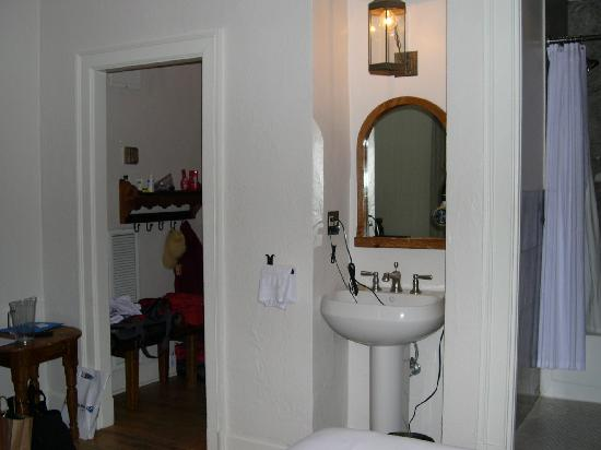Bedroom Sink In Sleeping Area Picture Of Hotel St Francis Santa Fe Tripadvisor