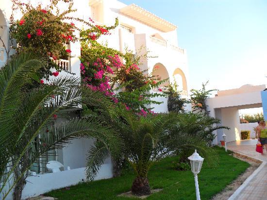 Hotel Djerba Les Dunes: vue extérieur