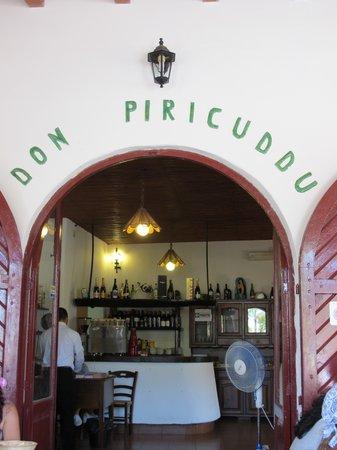 Ristorante Don Piricuddu