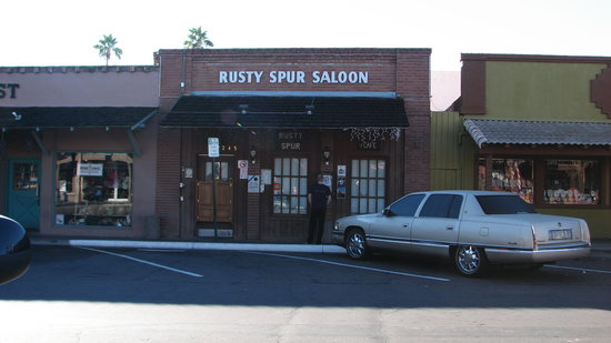 Rusty Spur Saloon
