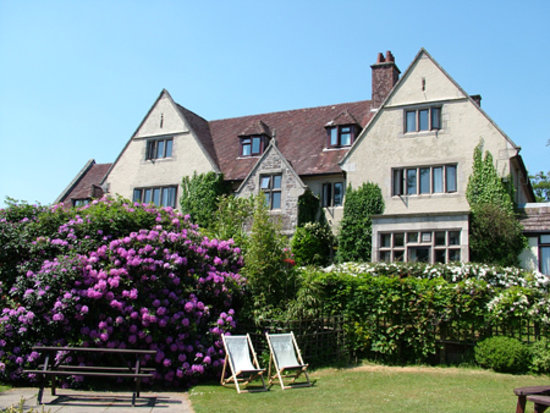 Fowley Cross, UK: Manor House Hotel