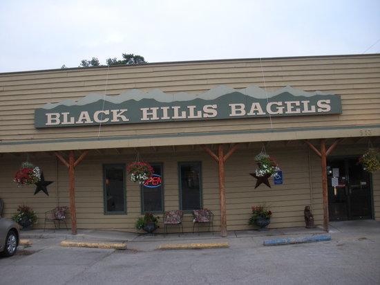Black Hills Bagels : cafe