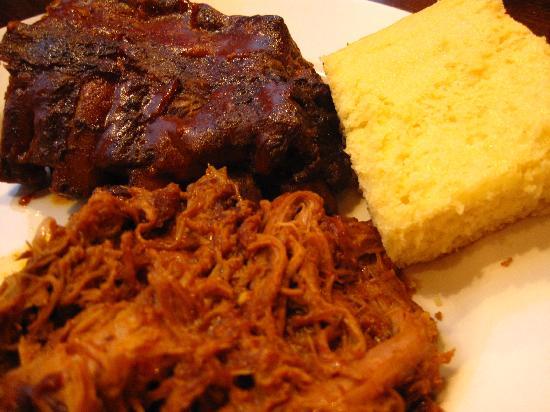 Smokey Joe's Saloon & Grill: BBQ Ribs