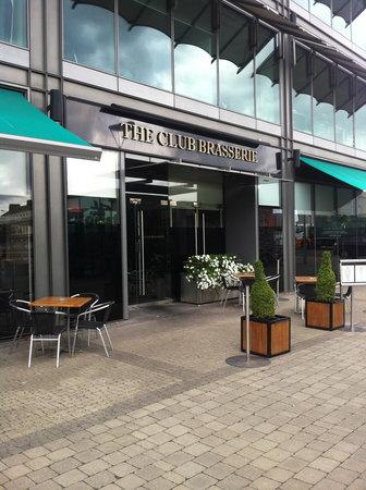 The Club Brasserie