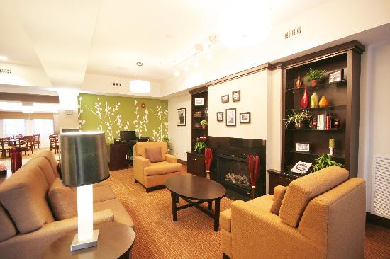 Sleep Inn & Suites Harbour Pointe Quiet Places Availalble