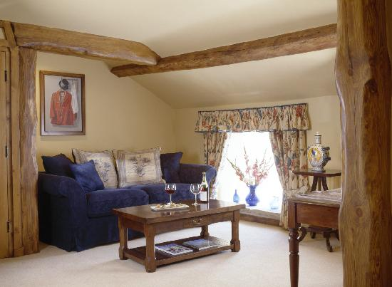 The Angel Inn: The Barn Lodgings country classical living