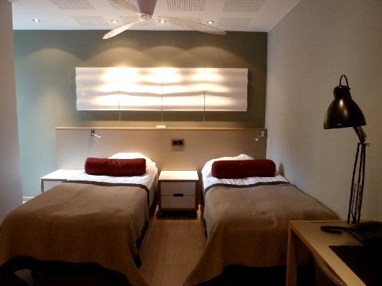 Centro Hotel Turku : Zimmer