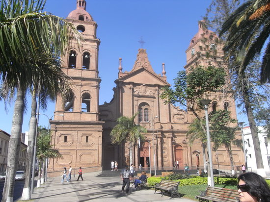 Santa Cruz, Cathedral
