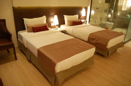 Sentosa Resort: Twin Bed Room