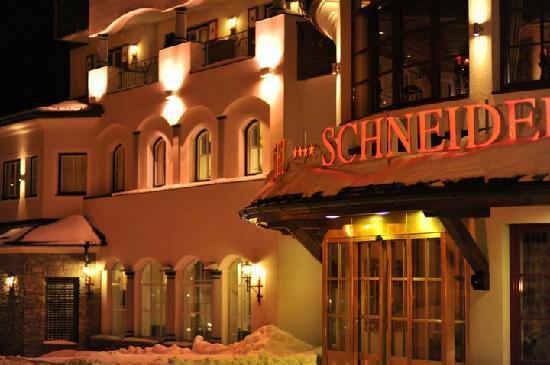 Hotel Schneider : Aussenaufnahme