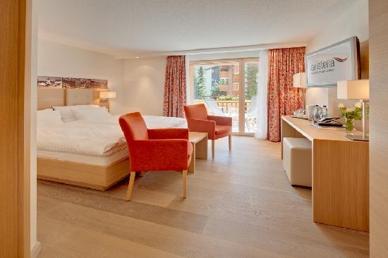 Hotel Aristella swissflair : Standard Doppelzimmer