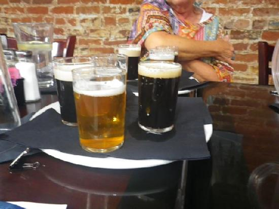 Royal Gorge Brewing Co. & Restaurant: Good Beer on Tap!