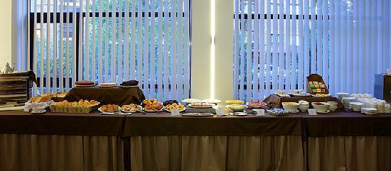 Aparthotel Attica 21 Valles: Desayuno Buffet