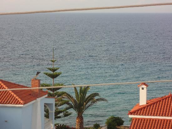 Arkadia Hotel: Very Nice View