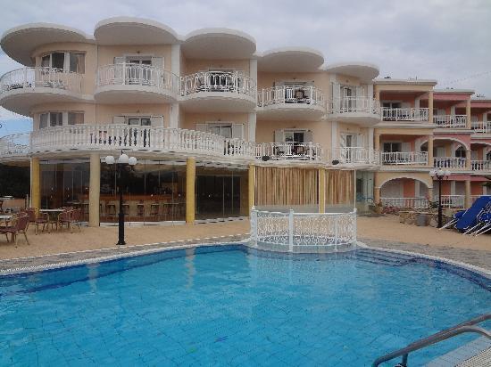 Arkadia Hotel: Nice