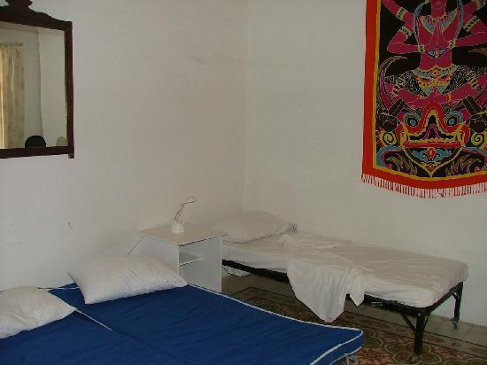 Granny's Inn Hostel: the bed