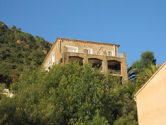 Hotel Colombo: hotel visto dall'esterno