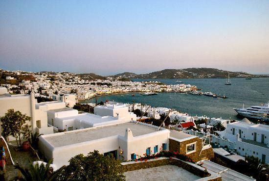 Marina View: Chora