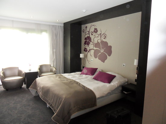 Van der Valk Hotel Brugge-Oostkamp: Hotelzimmer