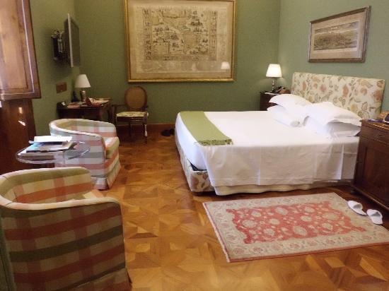 Villa Spalletti Trivelli: Suite