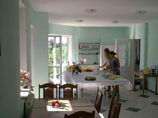 Villa Zdroj: Breakfast