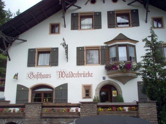 Absam, Αυστρία: Gasthof Walderbrücke