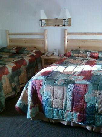 Nordic Lodge of Steamboat Springs: Beds