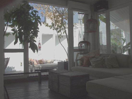 โรงแรมนาก: terrasse dernier étage