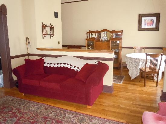 Martin Mason Hotel: beautiful historic room