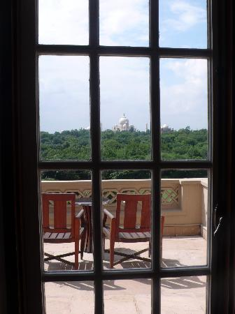 The Oberoi Amarvilas: View